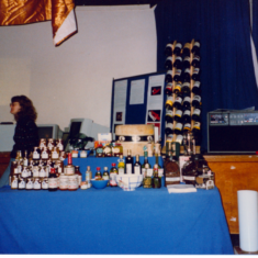 Wivenhoe Trade Fair held on Sunday 12th May 1996 in the William Loveless Hall | Photos oaned by Mrs Carol Green