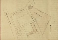 Deed Relating to Four Parcels of Land on Park Road, 29.10.1864