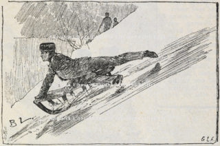Tobogganing. | British Library