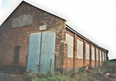 Wivenhoe Goods Shed and the 1994 project to turn it into a community use building