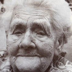 Daisy Hatch who worked as a cook at The Nook in between 1898 and 1907   Wivenhoe Memories Collection