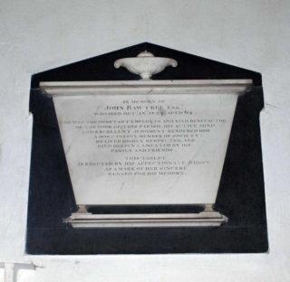John Bawtree 1762-1824