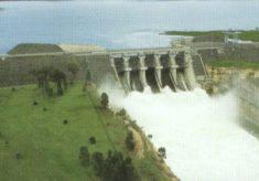 Wivenhoe Dam, Queensland, Australia