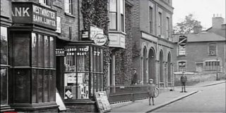 Parr's Bank at 31 High Street which was taken over and re-named in 1923 as Westminster Bank. | Wivenhoe Memories Collection