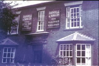 The front of the Falcon, a former pub / hotel | Wivenhoe Memories Collection