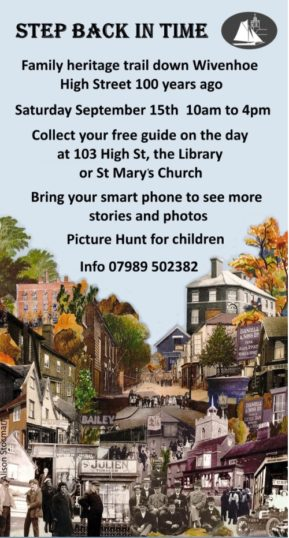 The High Street 100 Years Trail