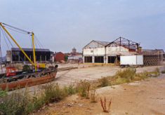 Downstream Boatyard - 1994
