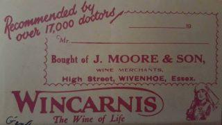 James Moore's Grocery Shop   Wivenhoe Memories Collection