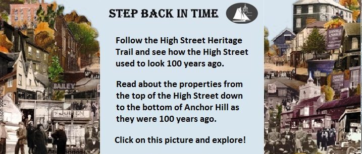 Discover Wivenhoe's High Street 100 years ago