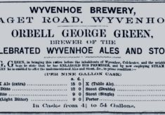 Wyvenhoe Brewery, Paget Road