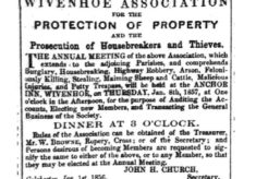 Wivenhoe Association for the Protection of Property