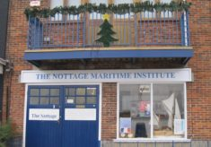 Wivenhoe's Nottage Maritime Institute