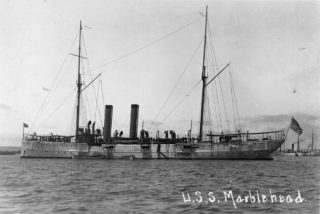 The USS Marblehead