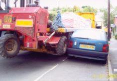 The Closure of Queens Road 2002-2011