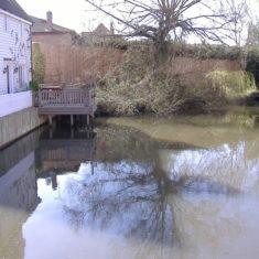 The lake at Littlefields | Pat Marsden