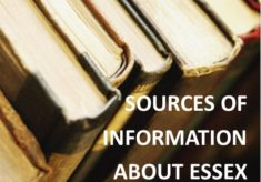 Sources of Information about Essex History