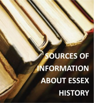 Essex History Sources | Designed by Vicky Rosenthal