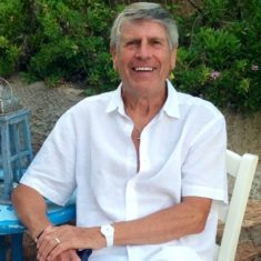Ron Williams. Born in 1943 and who died 31st August 2019 who became an allotment holder around 2014 and who led on many projects around the Allotments. | Charley Williams