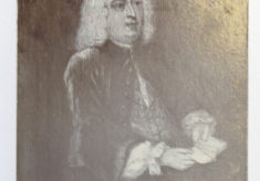 Will of Sir Isaac Rebow d. 1726