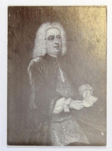 Sir Isaac Rebow 1655 - 1726
