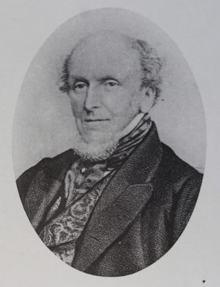 John Gurdon Rebow d.1870