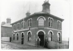 About The Station (formerly The Station Hotel and The Railway Hotel)