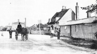 The Flag Inn circa 1905