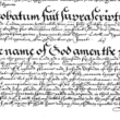 Will of Anthony Tailor (Taylor) died circa 1600