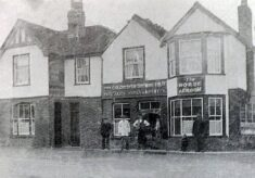 About The Horse and Groom (initially The Kings Arms) 18th Century to the present day