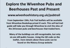 Wivenhoe's Pubs & Beerhouses