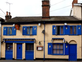 The former Yachters Arms as the Bengal Spice Indian takeaway and restaurant in 2014 | Michael Smither