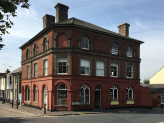 The Grosvenor in 2020 with the brickwork now restored as befits this Grade ll listed building | Picture: Terry Garland