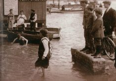 Sea-change: Wivenhoe Remembered - Fishing