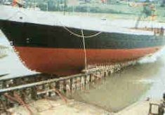 About the STS The Lord Nelson built at Wivenhoe in the late 80s