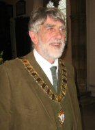 Cllr Tom Roberts, Town Mayor 2005 - 2006