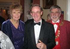 The first Wivenhoe Town and Gown Dinner on Friday 18th November, 2005