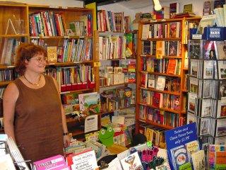 Inside the bookshop | Peter Hill