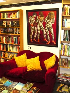 The Over the Sofa Gallery | Peter Hill