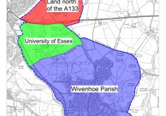 Wivenhoe's Population Growth since the Domesday Book